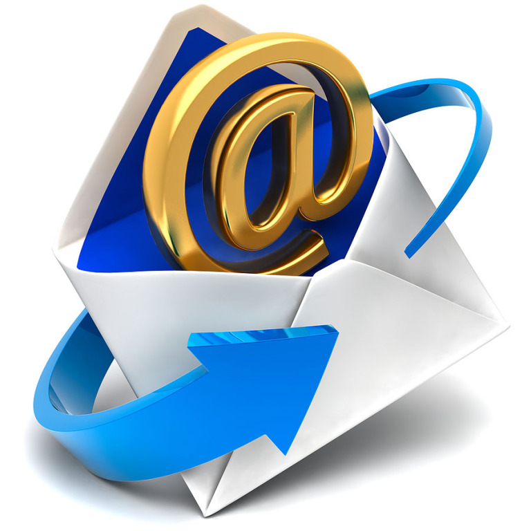 Визитки - E-mail рассылка